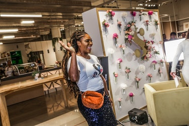 Goods Times: Serena's In-store Appearance