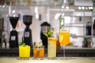 Under the (Neighbor)hood: Prim and Proper's Drinks